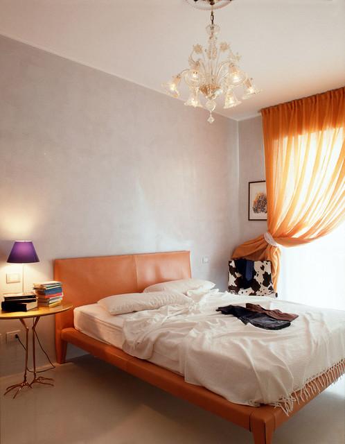 Appartamento contemporaneo a Milano - Contemporaneo - Camera ...