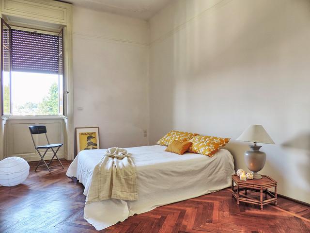 Camera Da Letto Matrimoniale A Varese.Appartamento In Affitto A Varese Eclettico Camera Da Letto Milano