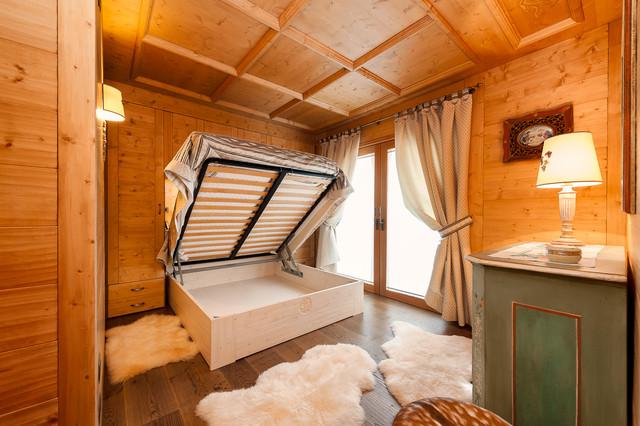 Arredamento da montagna - Camere da letto di montagna ...