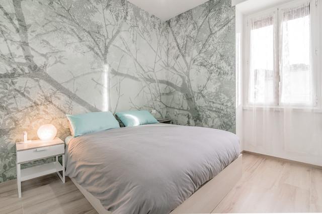 Camera Da Letto Contemporary Bedroom Rome By Facile Ristrutturare