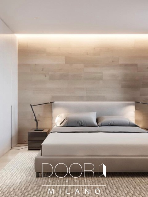 Design Camera Da Letto Moderna.Camera Da Letto Moderna Modern Bedroom By Door Light Milano