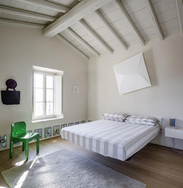 Camera figlio contemporaneo camera da letto milano di 23architetture architettura - Camera da letto milano ...