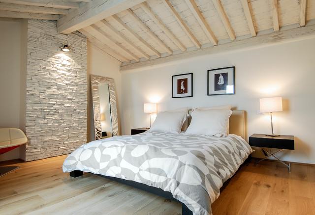 Camere da letto contemporaneo camera da letto roma for 3 piani di fattoria camera da letto