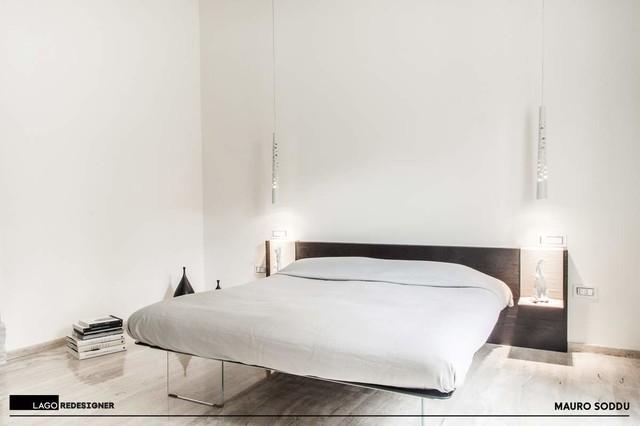 casa cbb by mauro soddu, lago redesigner - contemporaneo - camera ... - Lago Camera Da Letto