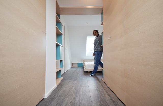Casa di Laura e Stefano | 120 mq contemporaneo-camera-da-letto
