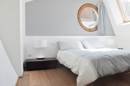 Dipingere Parete Dietro Il Letto : Regole per ottimizzare gli spazi in camera da letto giornale