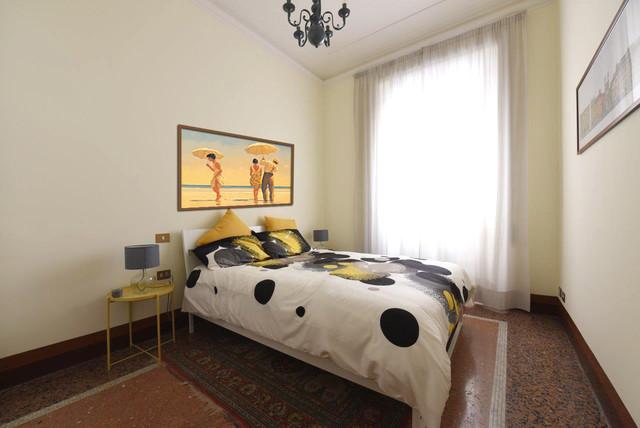 Idee per una camera da letto bohémian