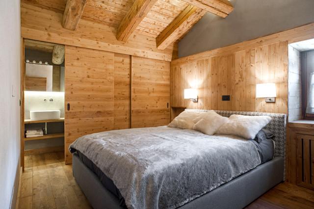 Chalet a sauze d 39 oulx in montagna camera da letto - Camere da letto di montagna ...