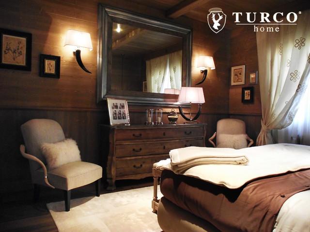 Chalet di montagna for Kit da baita di 5 camere da letto