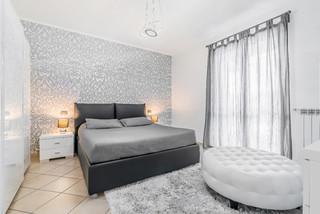Contemporaneo Camera Da Letto Modern Schlafzimmer Rom