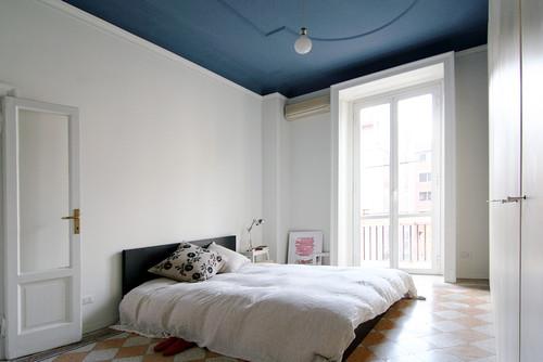 cosa ne pensate dei soffitti colorati