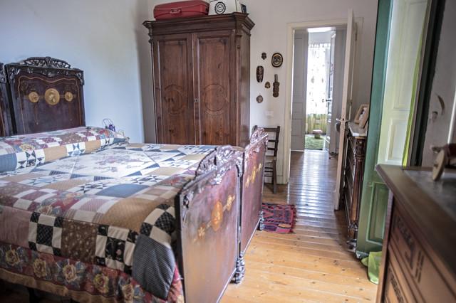 I colori del mediterraneo di una casa siciliana anni 20 for 20 piani di casa camera da letto