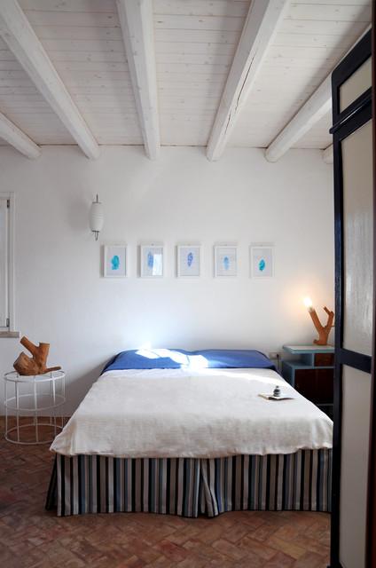 I trulli sul mare mediterraneo camera da letto bari - Camera letto mare ...