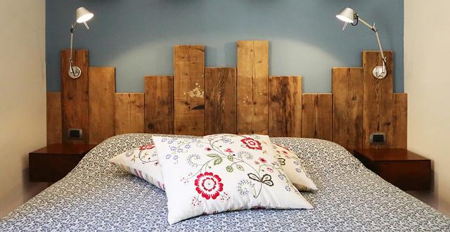 Idee Camera Da Letto Vintage : Industrial style vintage style industriale camera da letto