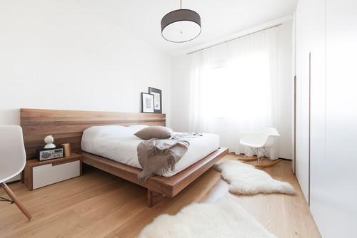 Illuminazione Camera Da Letto Contemporanea : Come progettare la camera da letto dei tuoi sogni fotogallery