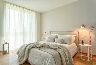 Interni milano scandinavo camera da letto bologna di simone cappelletti - Biancheria da letto bologna ...
