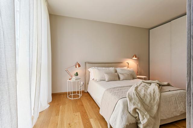 Interni milano scandinavo camera da letto bologna di simone cappelletti - Camera da letto milano ...