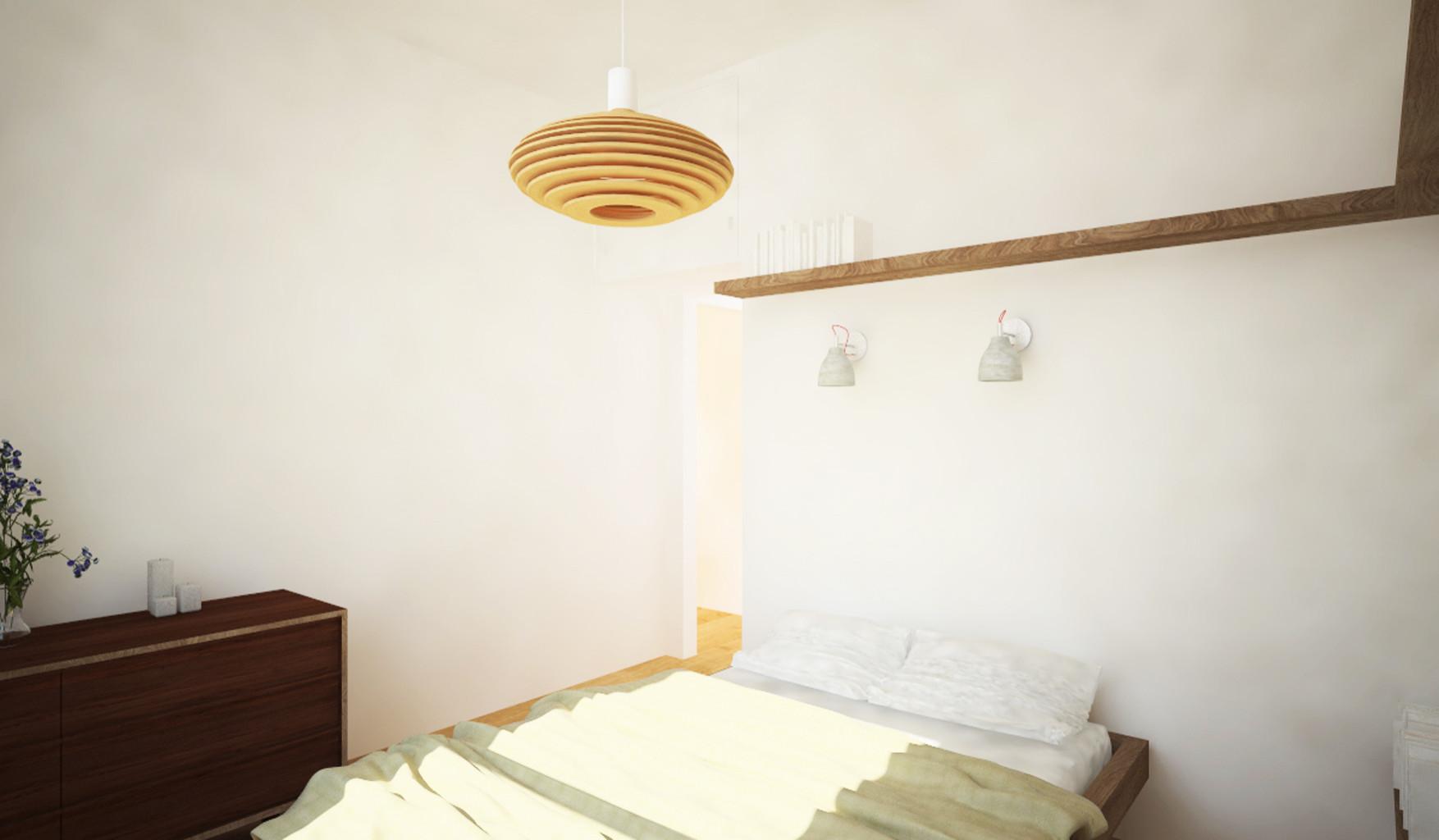 Luminoso appartamento in stile scandinavo