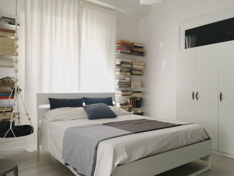 Mini appartamento in grigio