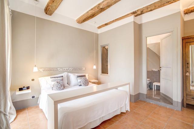 Progetto camere albergo Borgo Vista Lago - Farmhouse - Bedroom ...