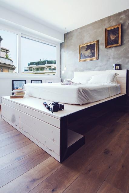 2020地中海卧室装修设计图片 2020地中海设计图片