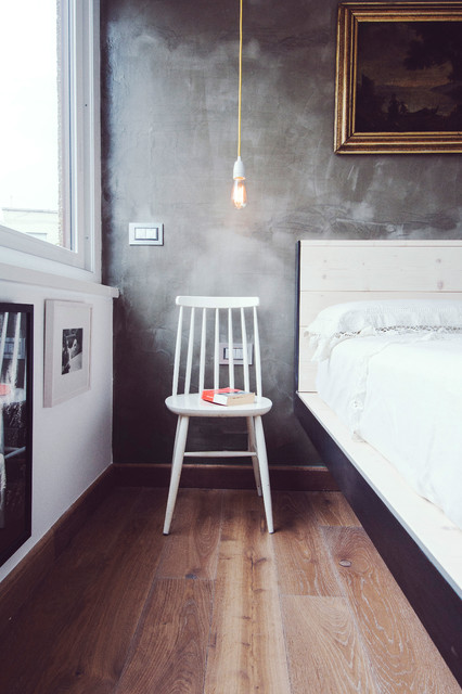 Best of houzz italia 2017 le 10 camere da letto pi belle - Camera da letto e studio ...