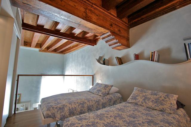 restauro e arredamento d\'interni a venezia - Classico - Camera da ...