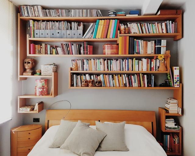 Resyling della camera da letto - Modern - Schlafzimmer ...