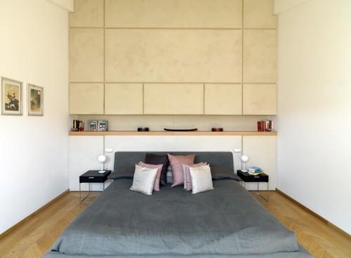 Come progettare la camera da letto dei tuoi sogni - Pensili sopra letto ...