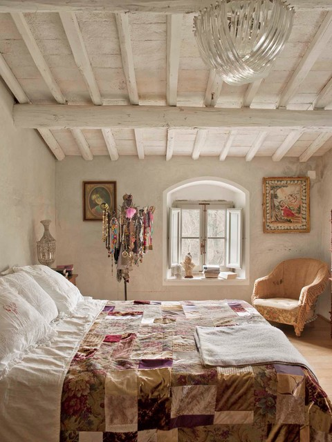 S.Lucia Country House - Country - Bedroom - Florence - by studio b-arch