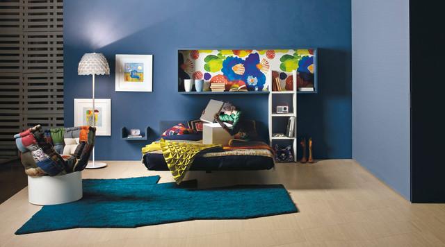 slide rug - contemporaneo - camera da letto - venezia - di lago design - Lago Camera Da Letto