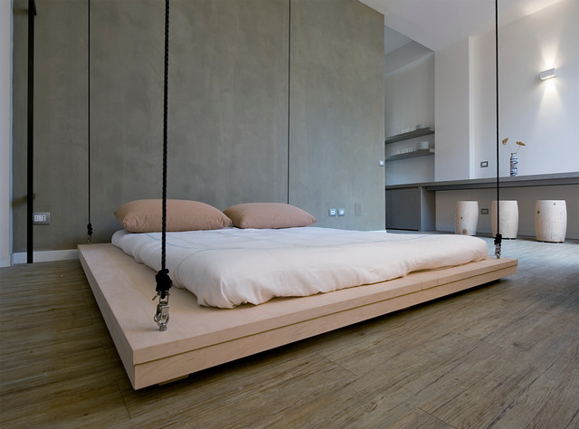 Famoso Space is luxury - Industrial - Bedroom - Catania-Palermo - by  KH86