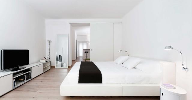 Studio brera for Camera da letto e studio