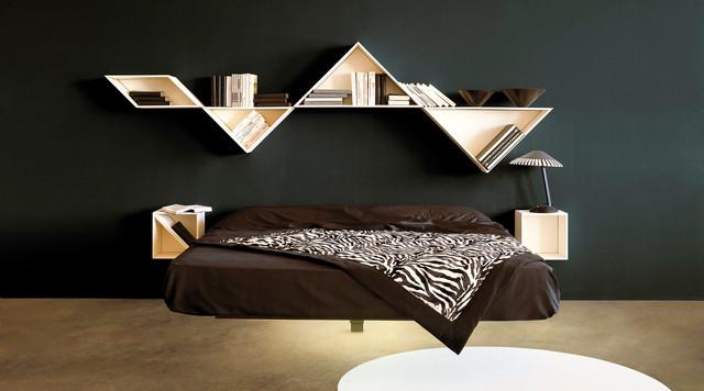 tangram storage - contemporaneo - camera da letto - venezia - di ... - Lago Camera Da Letto