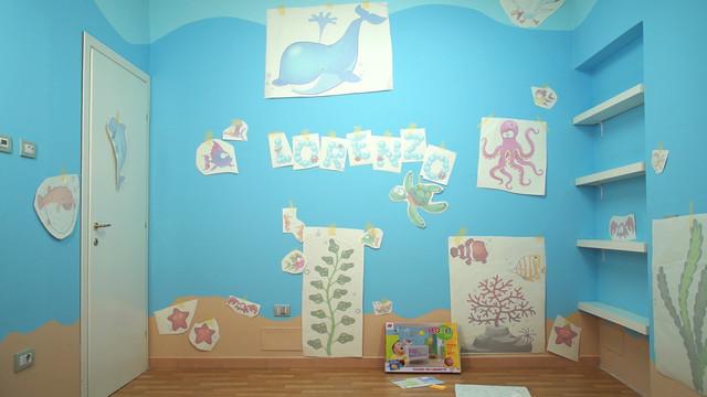 Decorazioni Per Camerette Per Bambini : Decorazioni camerette bimbi latest decorazione pareti cameretta