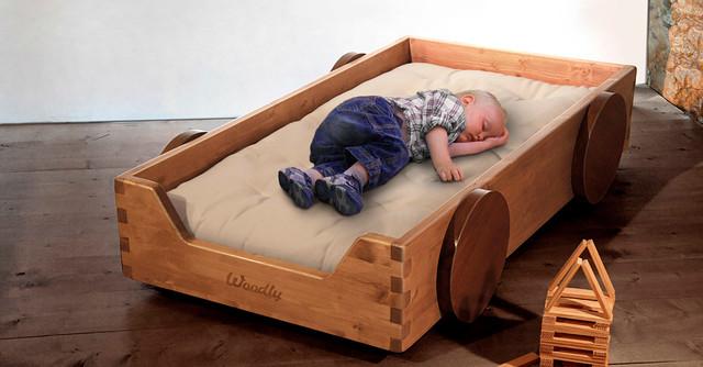 Montessori Floor Bed Contemporary