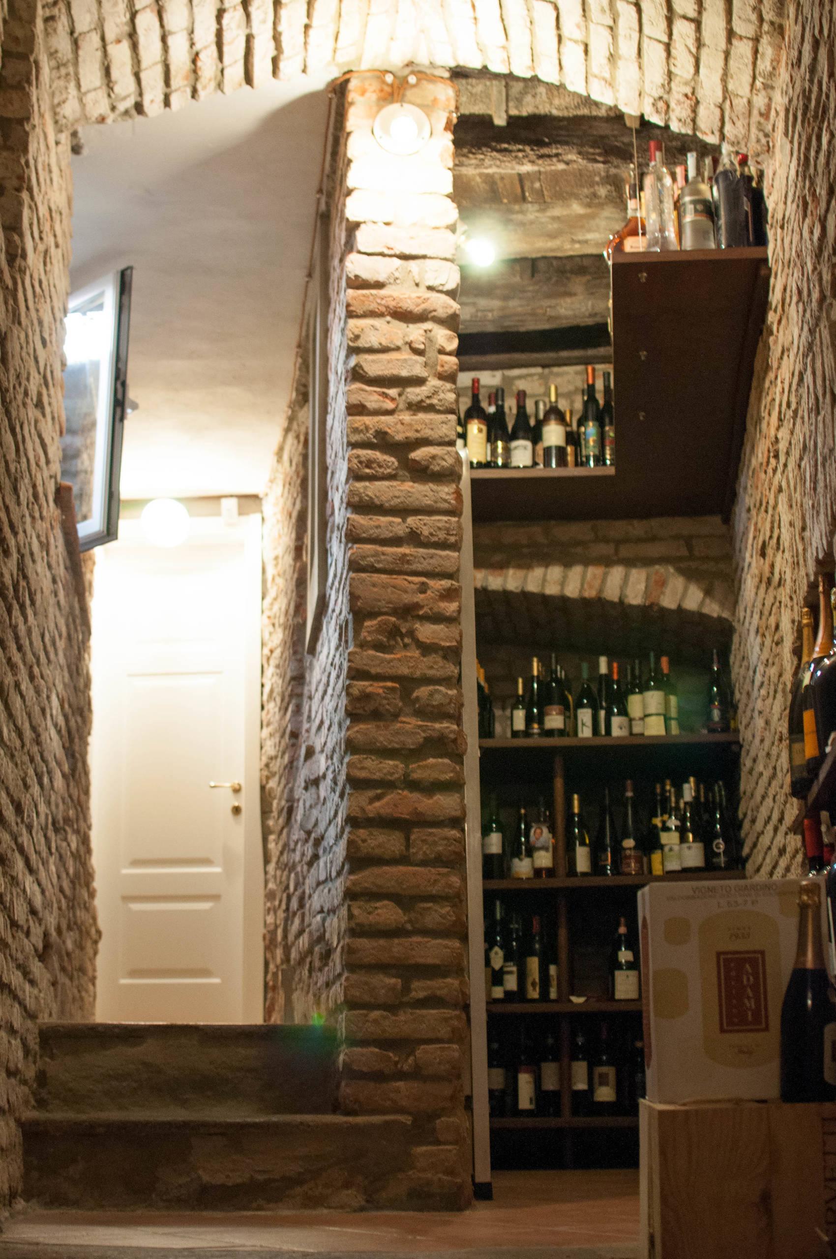 Una casa in stile | La Cantina dei vini | 80 MQ