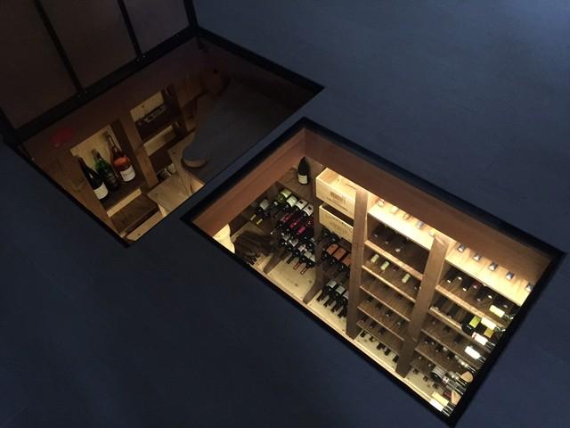cave a vin enterree ronde prix. Black Bedroom Furniture Sets. Home Design Ideas