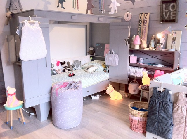 Ambiance boutique nine toine for Ambiance chambre enfant