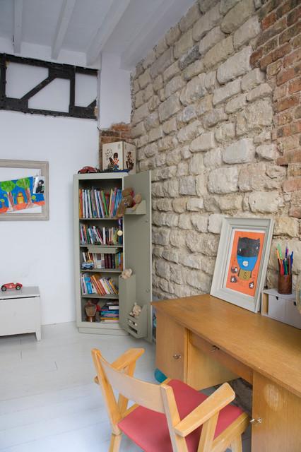 Aménagement intérieur et décoration dun loft triplex à