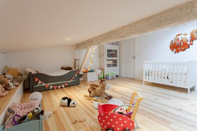 Appartement 175 contemporain chambre d 39 enfant for Chambre des architectes