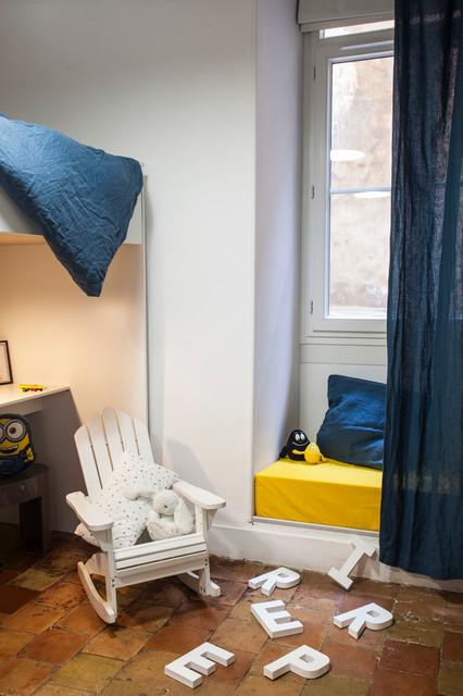 Appartement aix en provence contemporain chambre d for Chambre agriculture aix en provence