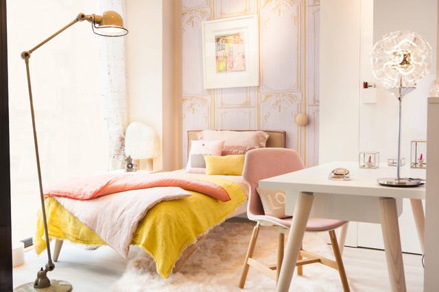 Appartement paris n rdico dormitorio infantil par s for Dormitorio infantil nordico