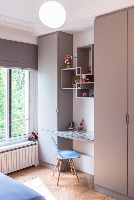 Appartement sur la Place Winston Churchill - Contemporary ...