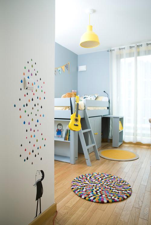 Idée déco : 13 magnifiques chambres d\'enfant ! | Actualités Seloger