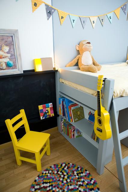 Enfants : Inspirez-vous des librairies pour aménager un coin lecture