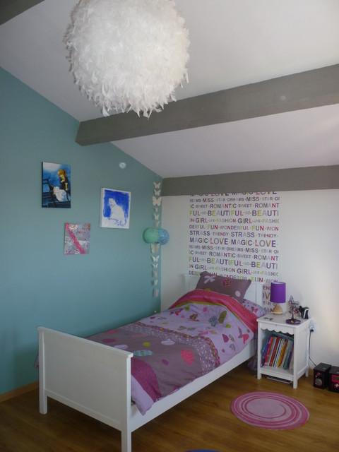 Chambre d 39 ado eclectique chambre d enfant for Chambre kawaii