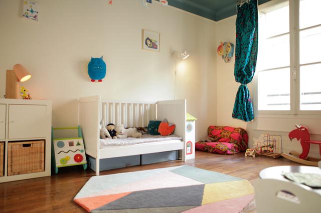 Elegant Chambre Enfant Entre Afrique Et Scandinavie   Éclectique   Chambre Du0027Enfant    Paris   Par Mon Intérieur Sur Mesure