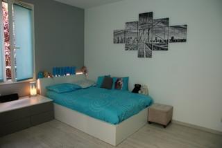 chambre enfant et adolescent moderne chambre d 39 enfant. Black Bedroom Furniture Sets. Home Design Ideas