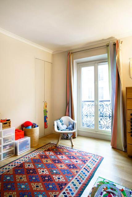 Chambre enfant contemporary kids paris by jpda for Chambre kids